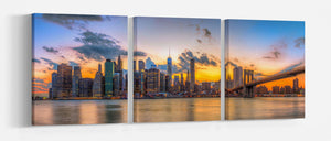 Wall art canvas - Manhattan