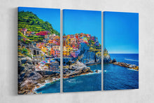 Load image into Gallery viewer, [canvas print] - Manarola