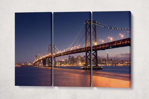 [Wall decor] - San Francisco Bay Bridge