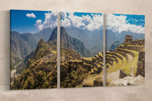 Load image into Gallery viewer, [canvas print] - Machu Picchu