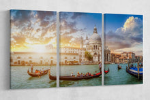 Load image into Gallery viewer, [canvas print] - Venezia wall art