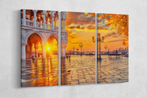[wall art canvas] - San Marco Venezia