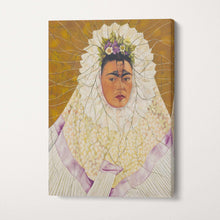 Load image into Gallery viewer, [Canvas wall art] Frida Kahlo Self-Portrait as a Tehuana