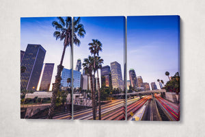 [canvas print] - Los Angeles