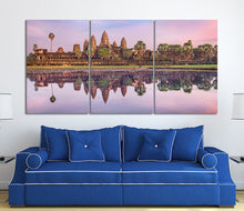 Load image into Gallery viewer, Angkor Wat canvas print