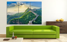 Load image into Gallery viewer, The Great Wall canvas print