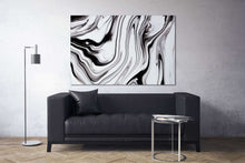 Load image into Gallery viewer, [Modern wall art] Black and white