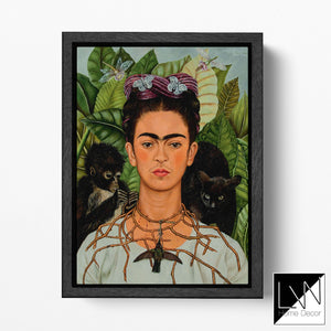 [Canvas print] Frida Kahlo