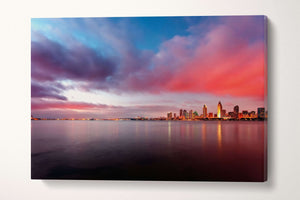 Canvas wall art San Diego