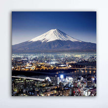 Load image into Gallery viewer, Fuji wall art canvas