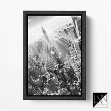 Load image into Gallery viewer, Wall art canvas - Empire state building