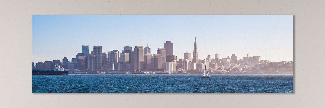 San francisco wall art canvas