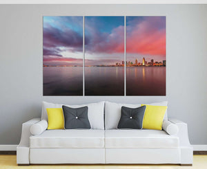[canvas] - San Diego wall decor