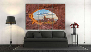 [canvas wall decor] - Arches National park
