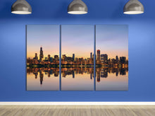 Load image into Gallery viewer, [canvas wall art] - Chicago print