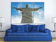 Load image into Gallery viewer, [canvas wall art] - Christ the Redeemer Brazil