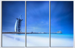 [canvas wall art] - Burj Al Arab Hotel Dubai