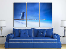 Load image into Gallery viewer, [canvas wall art] - Burj Al Arab Hotel Dubai