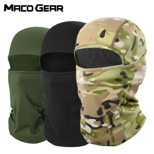 Outdoor Cycling, Ski, Hiking Balaclava Full Face Mask