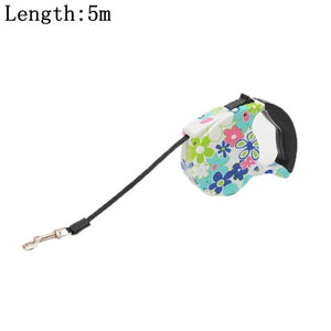 "10' or 16"" Retractable Dog Leash"