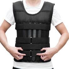 Load image into Gallery viewer, 15kg 20kg 50kg Weighted Vest