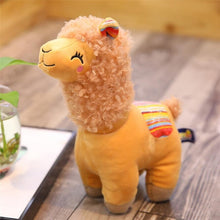 Load image into Gallery viewer, Llama Plush Toy - 3 Sizes