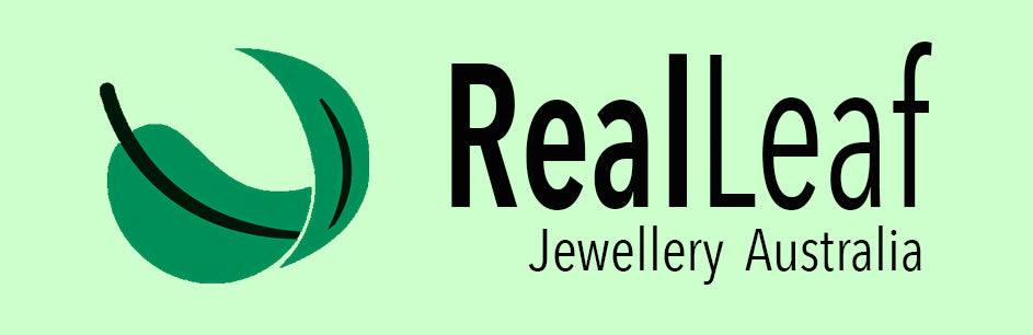 Real Leaf Jewellery Australia