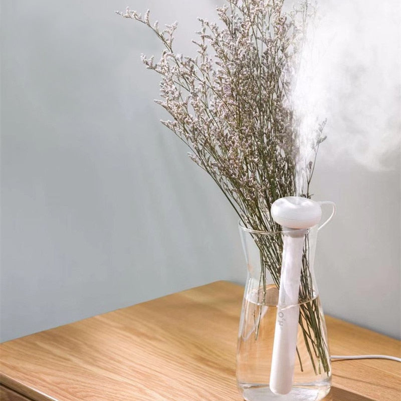 H2O Portable Air Humidifier + Aroma Diffuser