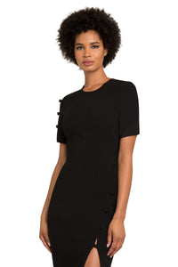 Black Halo Joanna Sheath Black