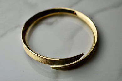 Soko Jani Bangle Gold