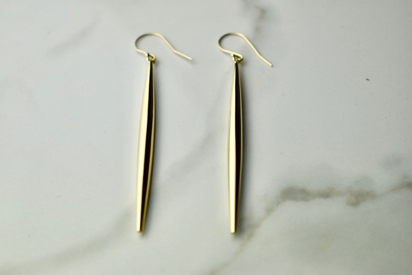 Soko Spike Earrings Gold