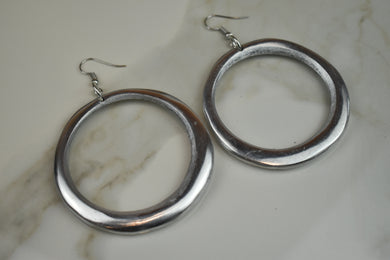 Vestopazzo Circle Earrings