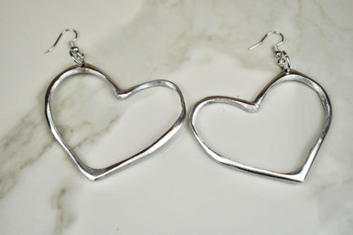 Vestopazzo Heart Earrings