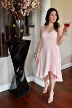 Load image into Gallery viewer, Black Halo Marie Dress Sweet Blush