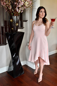 Black Halo Marie Dress Sweet Blush