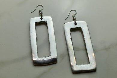 Vestopazzo Rectangle Earrings