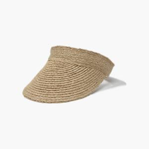 Wyeth Tami Natural Straw Visor