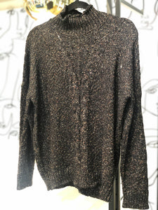 Maggie Sweet Africa Sweater Black