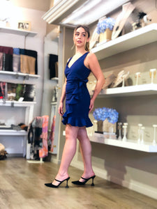 Likely Penny Dress Navy