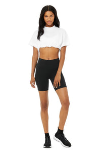 Alo High-Waist Cargo Biker Short