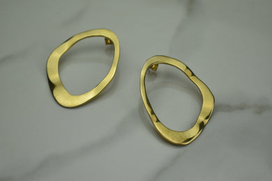 Soko Ripple Open Sabi Earrings