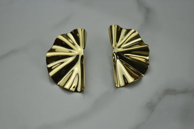 Soko Bidu Fan Studs Earrings