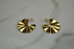 Soko Bidu Circle Hoops Earrings