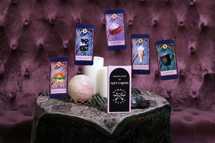 Gift Card Tarot Set