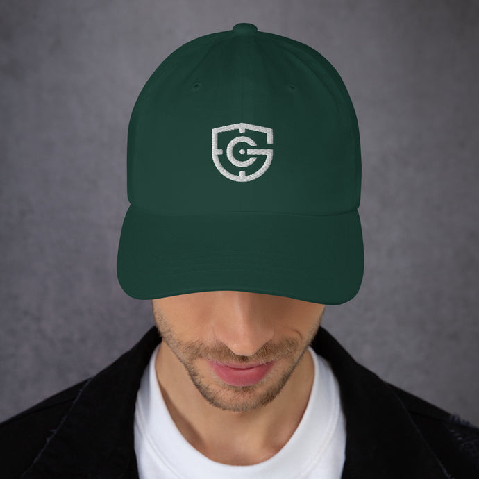 GunBacker Logo Baseball Hat