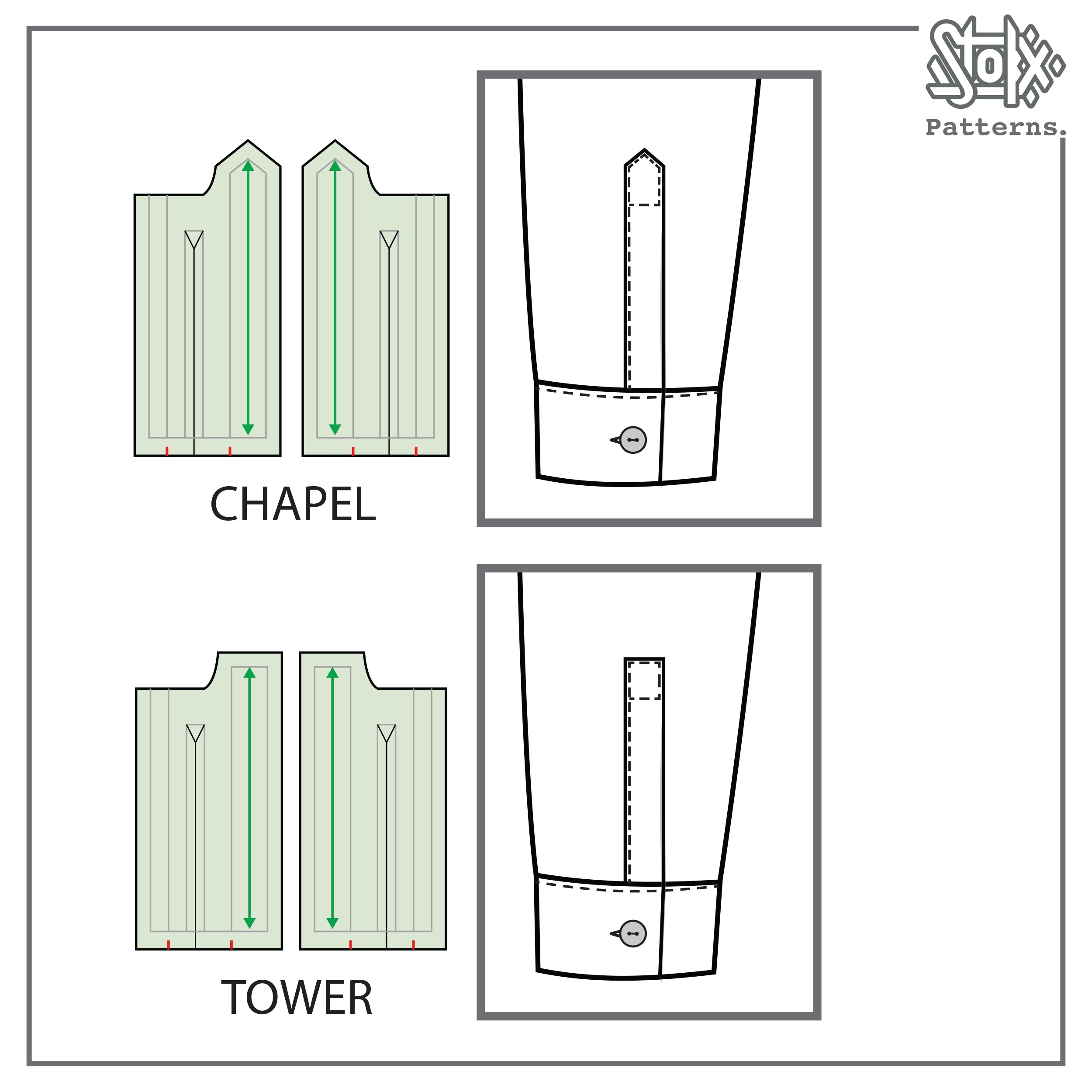Free Tool - Chapel & Tower