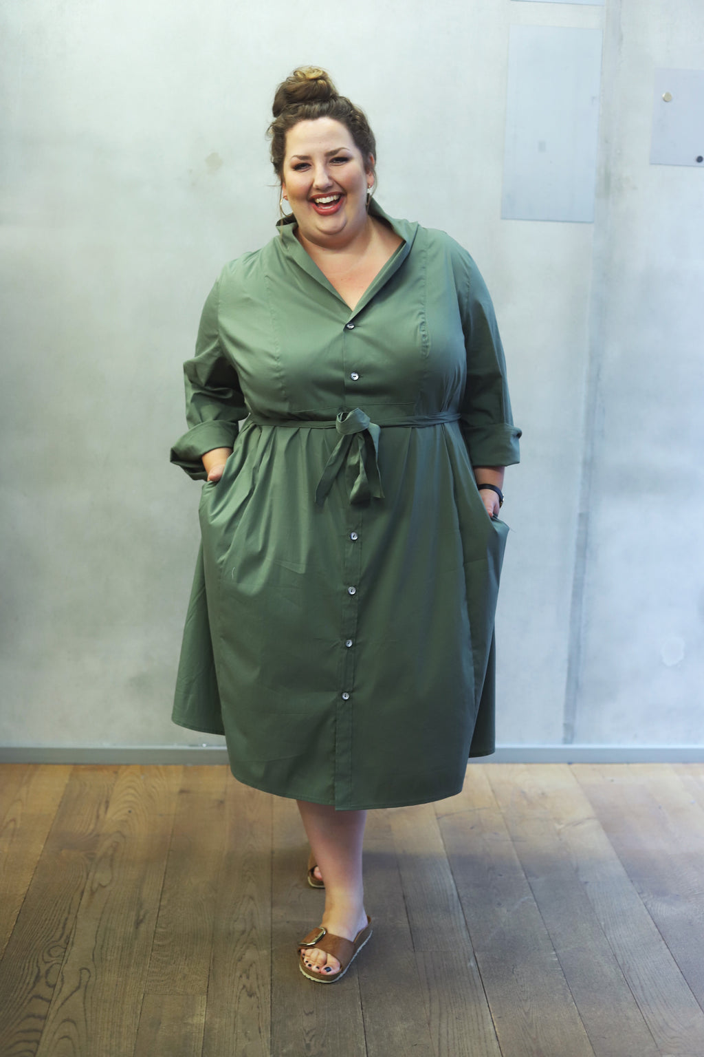 Stokx Shirtdress