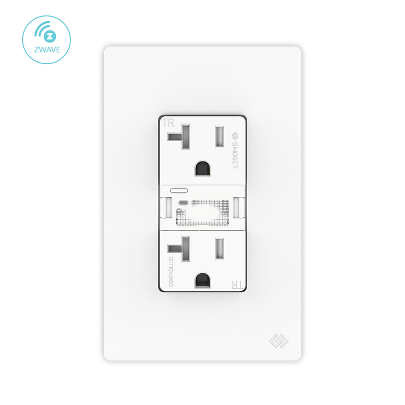 Build Your Own Smart 20A Outlet