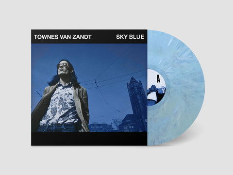 Sky Blue LP limited edition Blue Vinyl