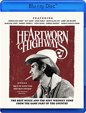 Heartworn Highways Blue-ray